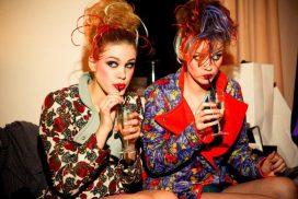 Kittelschürze in der Mode